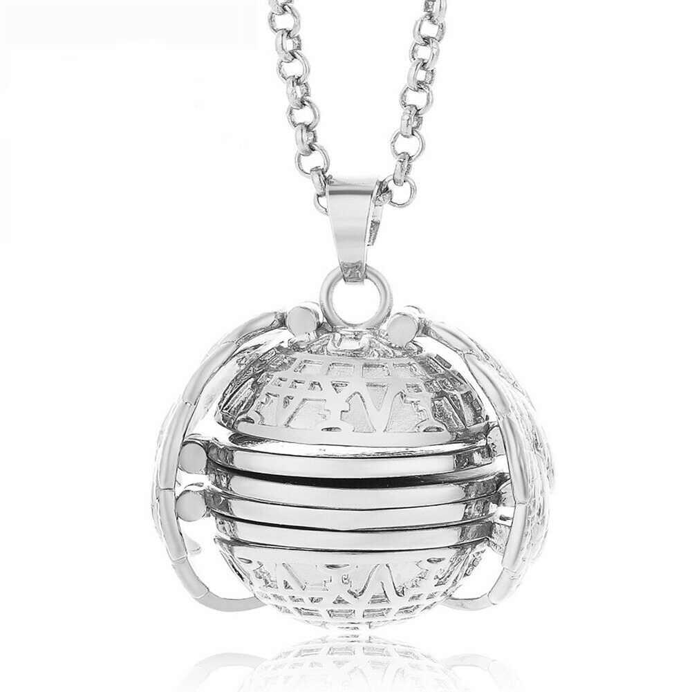 Горячее расширение фото медальон ожерелье кулон подарок ювелирные украшения для женщин леди SMA66