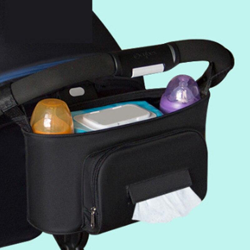Fashion Designer Diaper Bag Baby Care Bag Stroller Organizer Baby Carriage Pram Buggy Cart Bottle Bag Yoya Strollers Accessories
