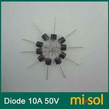 400pcs/lot - 10A 50V Schottky Diode, SCHOTTKY BARRIER RECTIFIER, for solar panel DIY