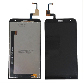 6.0'' LCD For ASUS Zenfone 2 Laser ZE601KL LCD Display Z011D ZE 601KL Touch Screen Digitizer Replacement ZE601KL lcd Assembly image