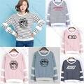 Diecisiete Sweatershirt Mujeres EXO BAP Kpop BTS ALLKPOPER GOT7 IKON Monsta X VIXX
