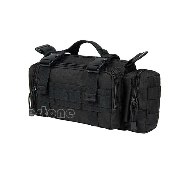 B39 Tactical Waist Pack Shoulder Molle Bag