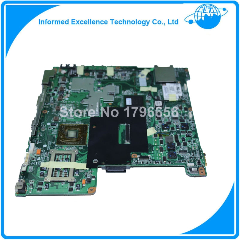 ФОТО A6JA Laptop Motherboard For ASUS