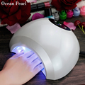 SUN10 UV LED Nail Dryer 48W UV Lamp Nail Lamp Auto sensor Spherical Manicure Machine for Curing Nail Gel Polish Nail Art Tools