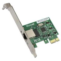 WY1000T1 PCI E X1 10 100 1000M RJ45 Gigabit Ethernet Network Card Server Adapter Nic