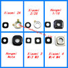 1 pair Original New Rear Camera/glass lens holder set with sticker replacement for Xiaomi 2 2A 2S 3 4 M2/3/4 Hongmi 1/1S Note