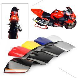 Motorcycle Rear Seat Cover Pillion Passenger Cowl Cover For Honda CBR954RR CBR 954RR 2002 2003 ABS Plastic
