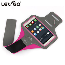 Waterproof Sport Bag four.7 5.5 inch Telephone Instances for iPhone 6 7 plus Armband Belt Cowl Working Health club Case With Key Holder