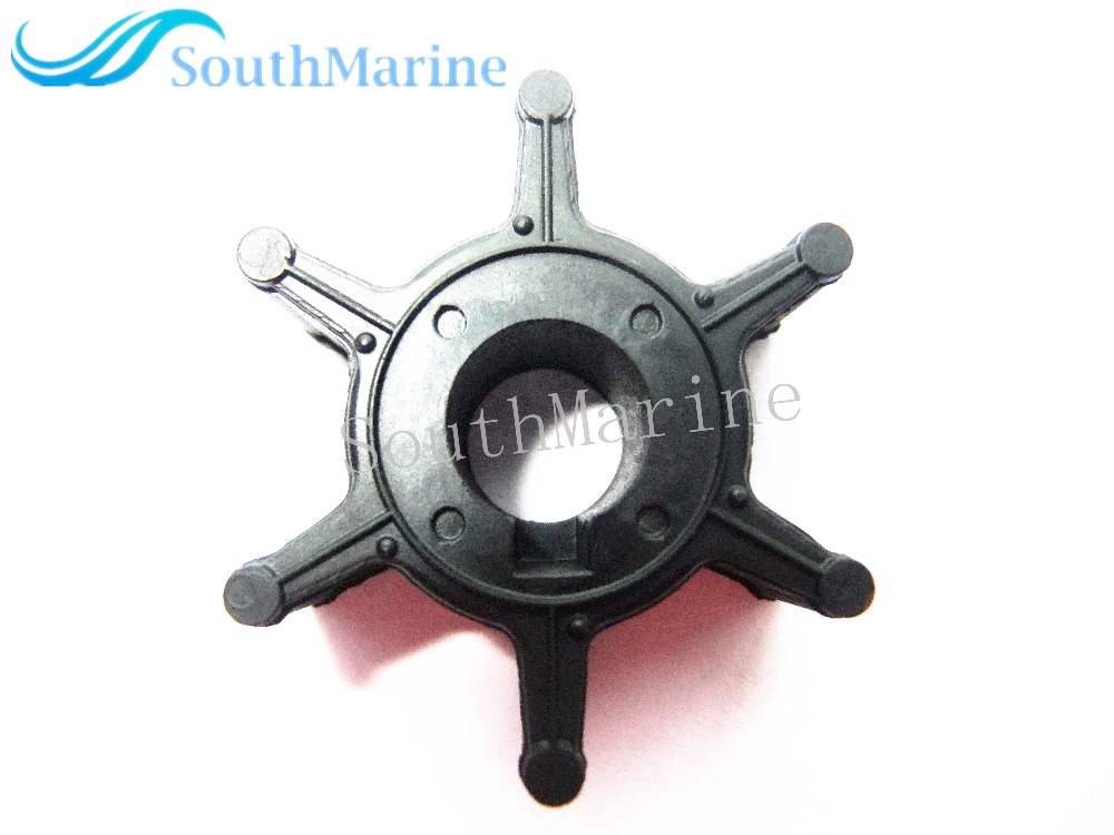 Boat Engine Impeller 6L5-44352-00 for Yamaha 4-Stroke <font><b>2.5HP</b></font> F2.5 <font><b>Outboard</b></font> <font><b>Motor</b></font> Water Pump , Hidea <font><b>Outboard</b></font> Impeller image