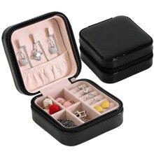 2019 brand new women makeup bags Jewellery box organizer mini Jewel storage case