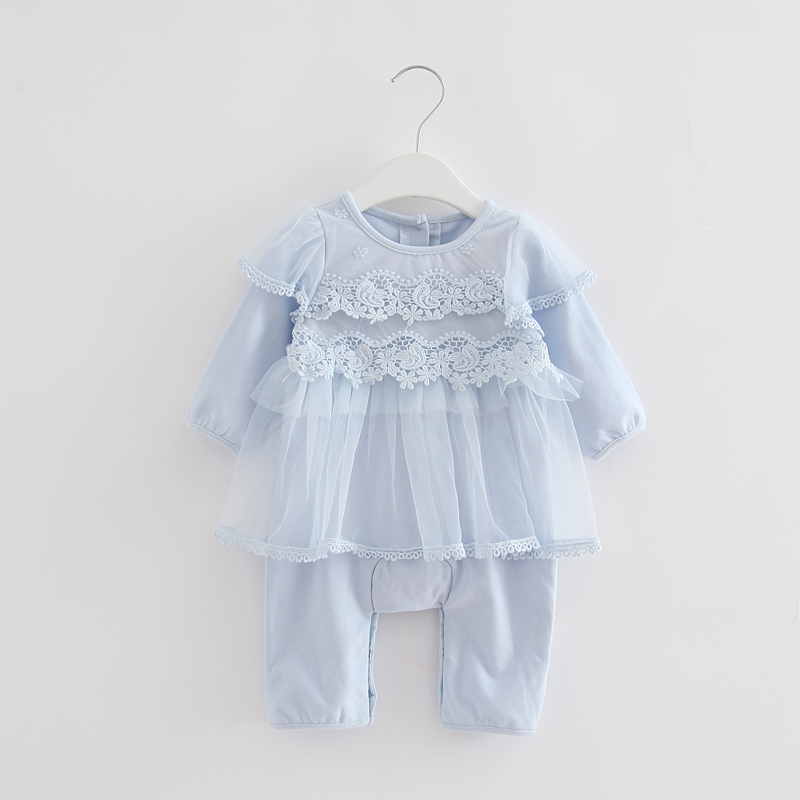 Girls Autumn Lace Spring 7