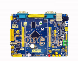 Макетная плата Explorer STM32F407 STM32F4 M4 прочнее, чем MCU MSP430