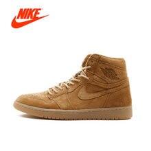 Official Original Nike Air Jordan 1 Retro High OG AJ1 Men s basketball  shoes Outdoor sports 555088-710 eba3bed8d