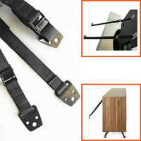 Universal Baby Safety Belt Home Furniture TV Table Firmly Belts Children Baby Climbing Furniture Accessories Protector