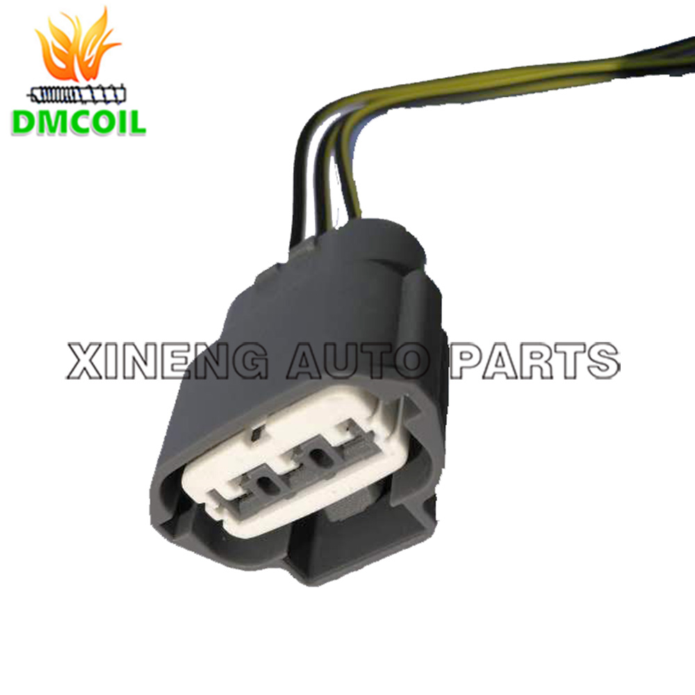 100 Ignition Coil With Harness Connector Plug For Nissan 22448 Jf00b Wiring Ed000 6n015 8h315 8j115 22448ed800 In From