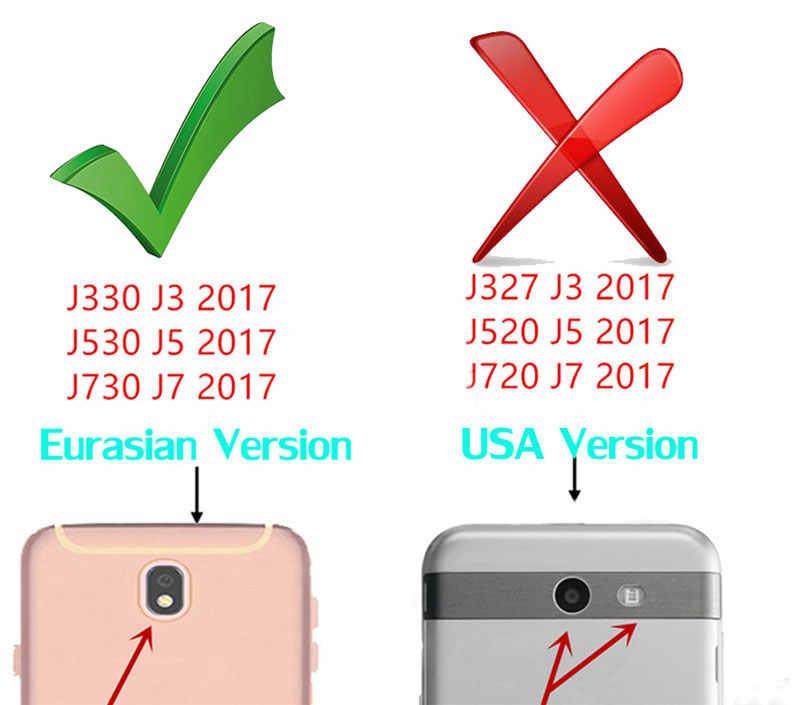 La cubierta de vidrio templado para Samsung galaxy A8s A7 A3 A5 A8 J7 primer 2016 de 2017 de 2018 S6 borde Nota 5 funda con film protector de pantalla