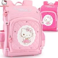 luxury cute School Backpack kids Bag Children School Bags For girls primary Schoolbag Orthopedic Backpacks mochila plecak bolsa