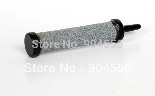 70mm height bubble stone,aquarium air stones for fish tank aeration,Corundum material aquarium air bubble stones tubes set grey 2 sets