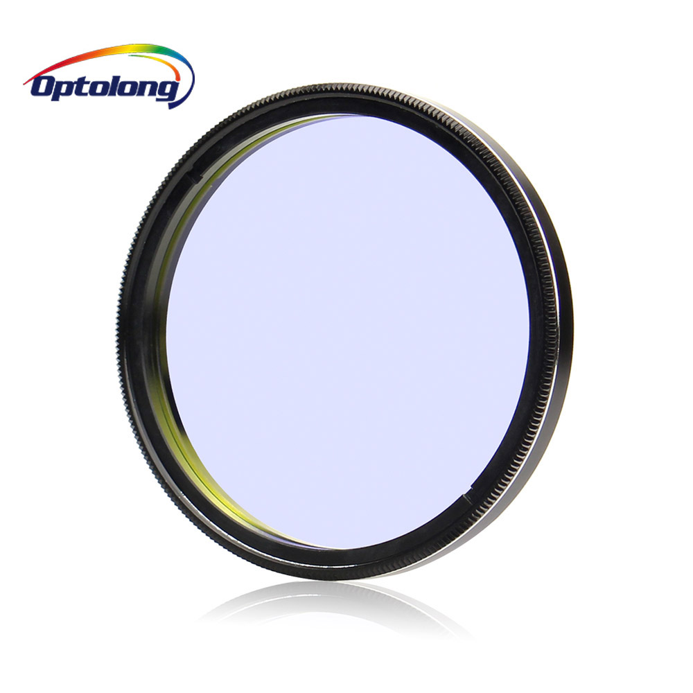 OPTOLONG 2 L-Pro Filter Multi-Layers Astronomy Telescope Anti-Reflection Coating CCD/DSLR Deep Sky Photography Wide-Field M0026 optolong yulong 2 inch 1 25 inch built in l pro almost no color filter light filter deep space photography filter