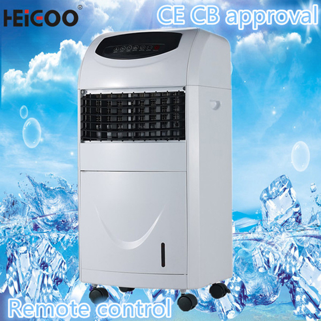 Evaporative Air Cooler At 220V With CB CE EMF ROHS ISO9001 Standard, Portable  Air Conditioner
