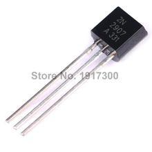 100 ШТ. 2N2907A 2N2907 TO-92 PNP Транзистор