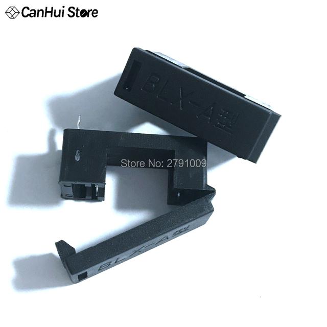 20PCS PCB 5*20mm Mount BLX-A type FUSE HOLDER 5MM X 20MM 15A/125V SOLDER HOLDERS Insurance header Fuse 5×20 mm