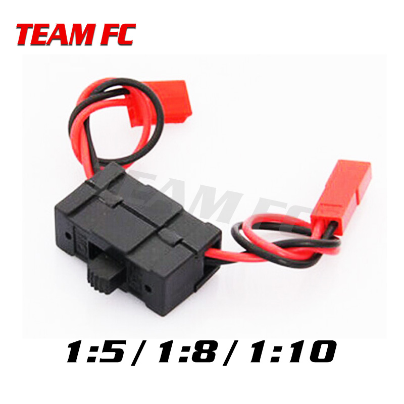 Battery Charger Connector HPI Racing Receiver Switch