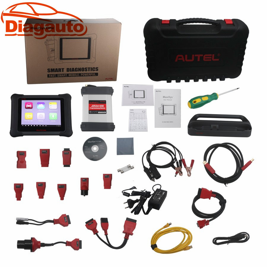 US $3395 0 |New Original Autel Maxisys Elite Update From 908P Programador  ECU Programmer Programming Tool Support J2534 on Aliexpress com | Alibaba