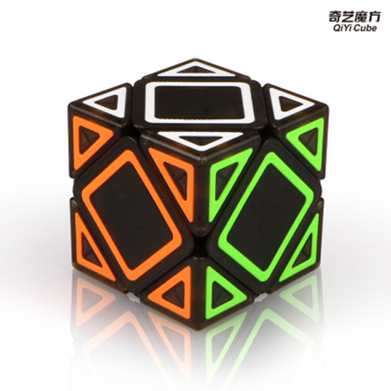 Drop Shipping Neo Cube Skew Cube  Speed For Magico Cubes Antistress Puzzle Cubo Mágico Sticker For Children Adult Education Toys