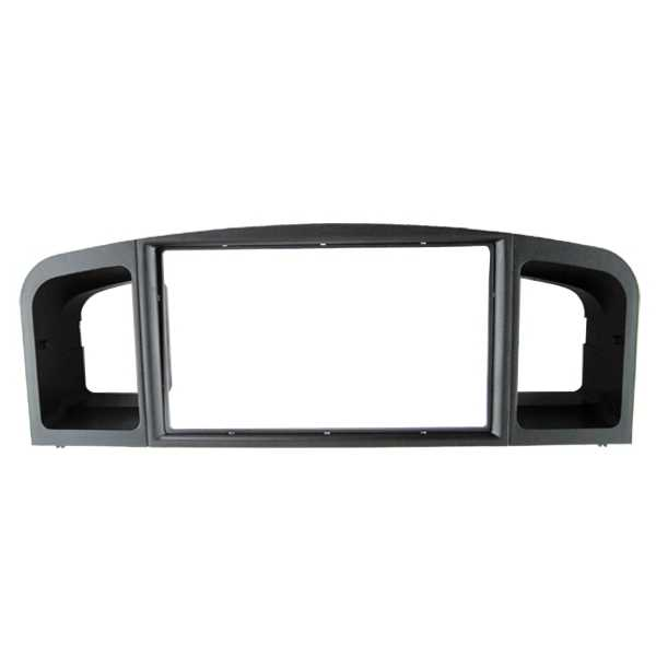 Автомобильный радиоприемник для LIFAN (620), Solano 2008-2013 Dash Kit Face Plate Trim Install Stereo panel CD DVD Facia Cover Frame