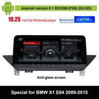 Android 8.1 Car Multimedia Player for BMW X1 E84 (2009 2015 Original Car with Screen or Without Screen) Auto GPS Navigation
