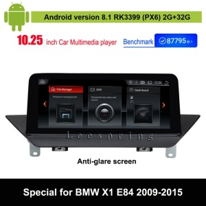 Android 8.1 Car Multimedia Pla
