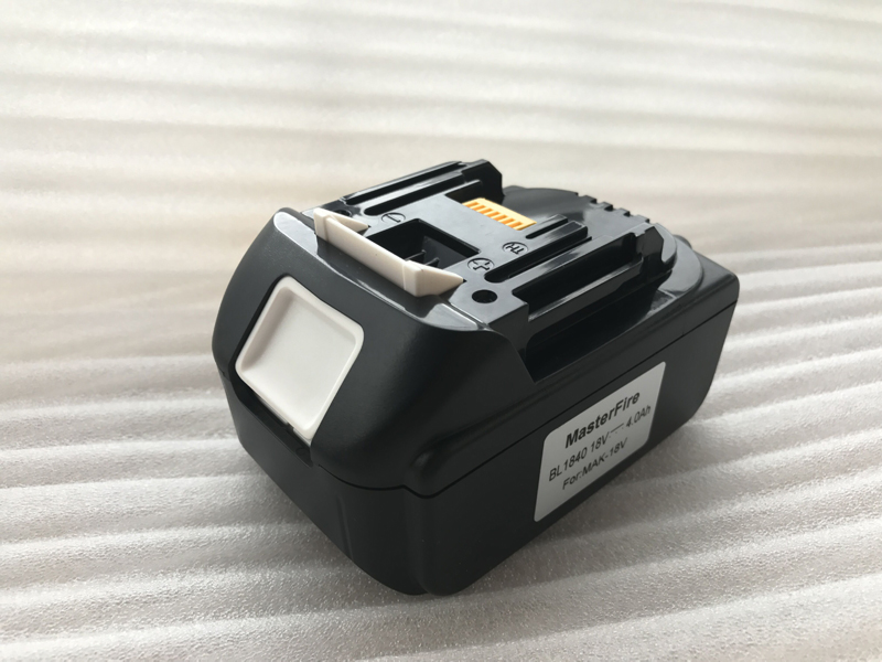 New 4000mAh Emergency Rechargeable Lithium-Ion Replacement Power Tool Battery for Makita 18V BL1830 BL1840 LXT400 194205-3 new rechargeable cordless tools batteries bl1830 4000mah for makita bl1840 lxt lithium ion 4 0ah power tool battery free post