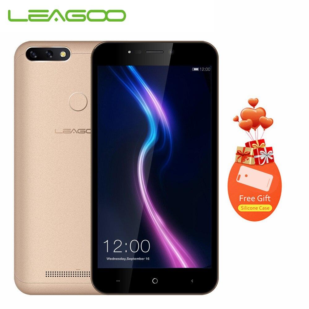 LEAGOO Power 2 Pro 2GB 16GB Mobile Phone Android 8 1 5 2 HD MTK6739 Quad