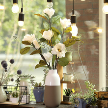 artificial flower wedding decoration silk flowers orchid Magnolia for home