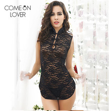RE80345 Speical design erotic sexy underwear new transparent lace sexy babydoll hot night wear women baby doll sexy lingerie