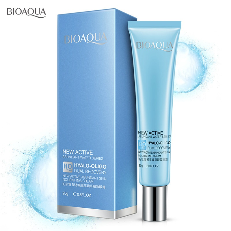BIOAQUA Brand Eye Cream Firming Ageless Whitening Moisturizing Hydrating Anti Wrinkle Remove Circles Beauty Eye Skin Care Creams