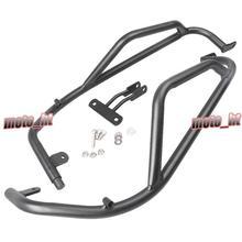 Engine Guard Highway Crash Bar Protection For Honda NC700X NC750X 2012 2013 2014 2015 Black