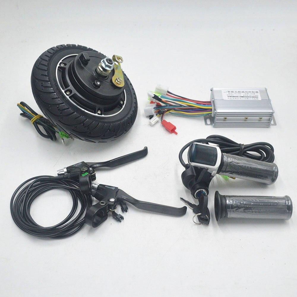 Kit de motor scooter elétrico, 24v, 36v,