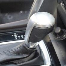 Free Shipping High quality Gear head Cover Gear lever Cover gear shift knob Cover For Mazda 6 ATENZA Mazda 3 AXELA CX-4 CX-5 цены