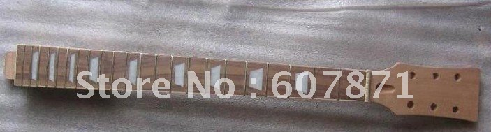 1pcs New high quality Unfinished electric  guitar neck
