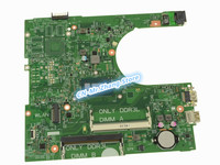 SHELI FOR Dell Inspiron 15 3558 Laptop motherboard MNGP8 0MNGP8 CN 0MNGP8 I3 5015U CPU DDR3