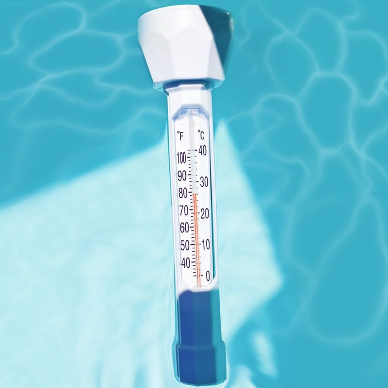 US $2.53 27% OFF|Floating Swimming Pool Thermometer Spa Hot Tub Water  Temperature Practical Accessories-in Temperature Gauges from Home & Garden  on ...