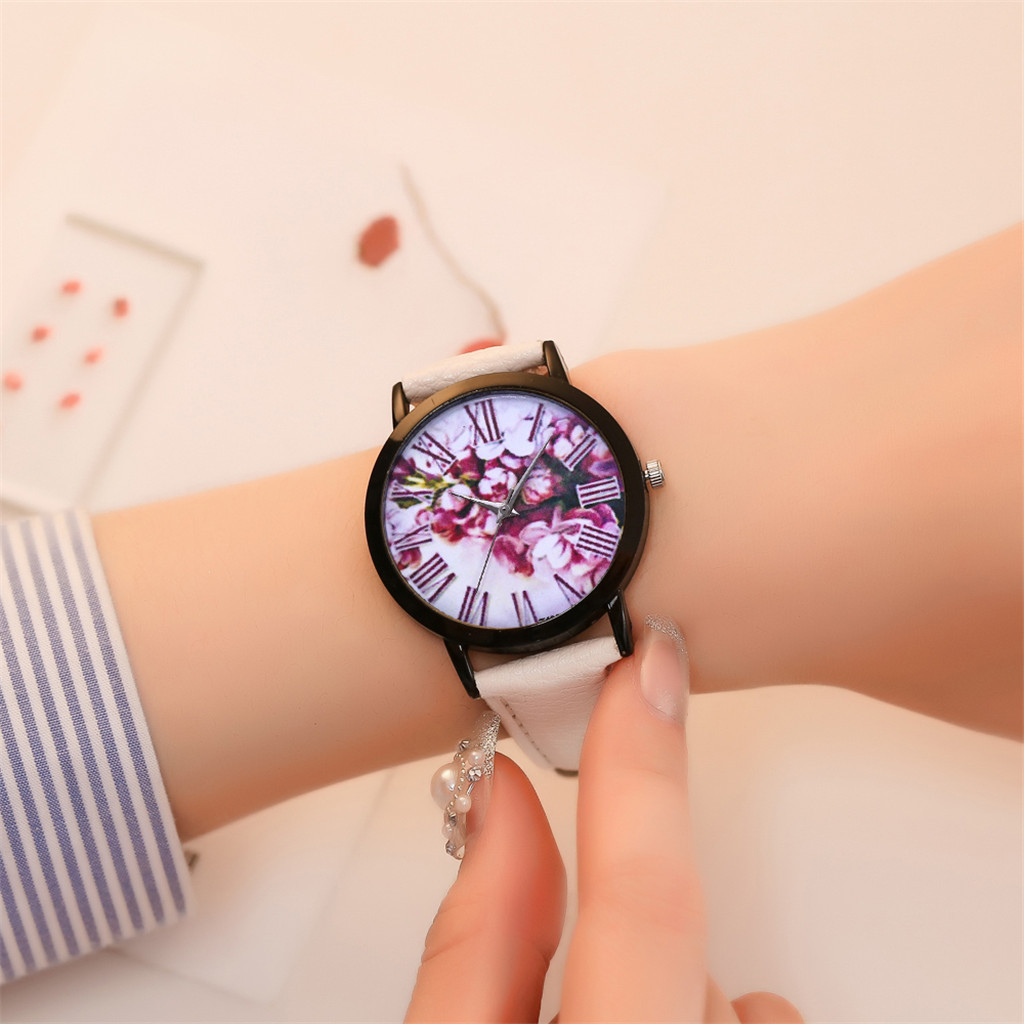 2019 Fortress Watch Women Leather Band Strap Relogio Feminino Quartz Watches Wristwatch Bracelet Reloj Mujer Relogio Feminino Watches