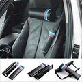 Más nuevo / / / M deportes coche cinturones de seguridad y relleno de fibra de carbono PU correa de cuero de la manga del hombro para BMW X3 X1 X5 X6 3 5 7 Series