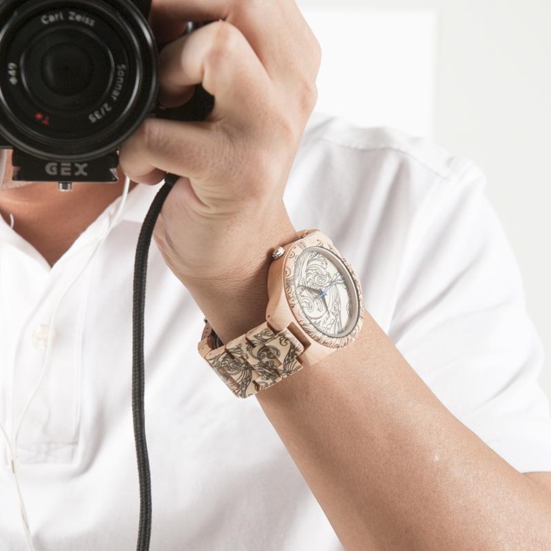 wooden watches bobo bird brand watch men new (35)