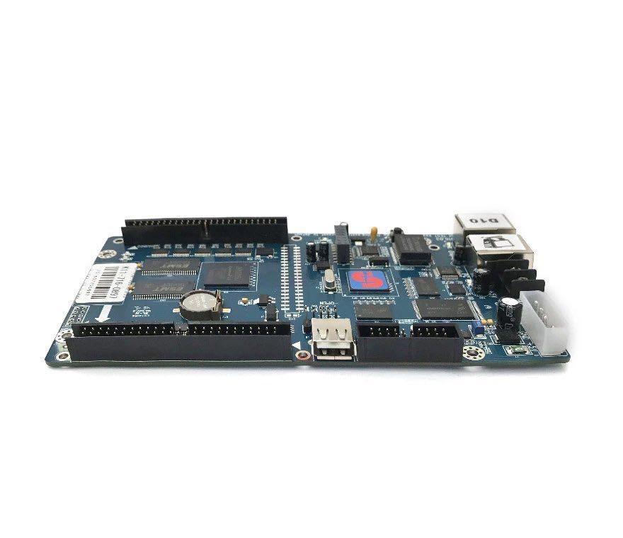 After Cascade 640*128dots XIXUN K13 LED Editor/LEDSign/LedStudio Software WIFI/GPS USB Port Full Color Asynchronous Control Card