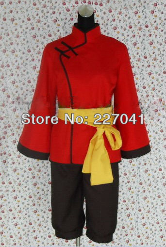Axis Powers Hetalia Macau Cosplay Costume Custome Made Free Shipping