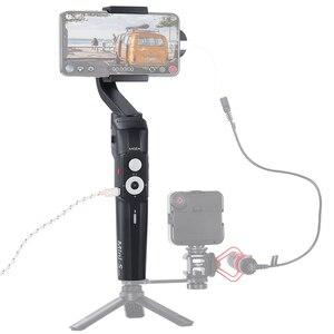 Image 2 - MOZA Mini S Pieghevole 3 Axis Handheld Gimbal Stabilizzatore per IOS10.0 iphone Andriod 8.1 Smart phone Gopro 5/ 6/7