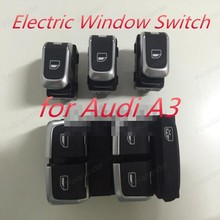 8VD959855 Left Front Door Master Left Front Door Switch 8VD959851 for Audi  for Audi A3 Electric Window Switch